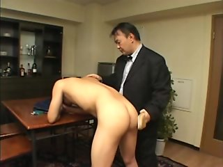 students, japan, spanking, , ,